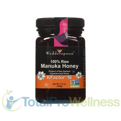 Wedderspoon 100% Raw Manuka Honey KFactor 582.0 ounce