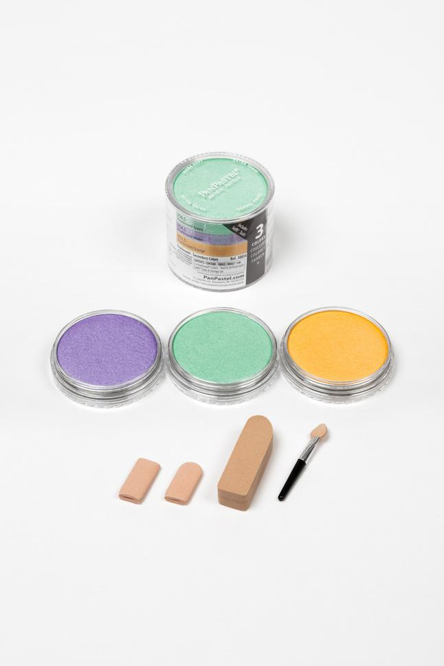 Pearlescent Set - Secondary Colors  (3 Color)