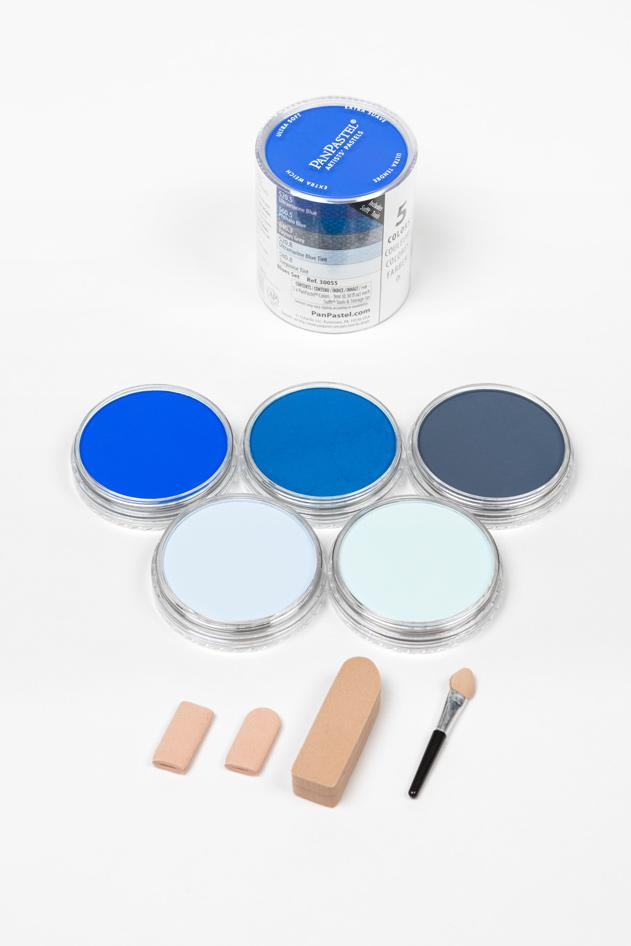 Starter Set - Blues (5 Color)