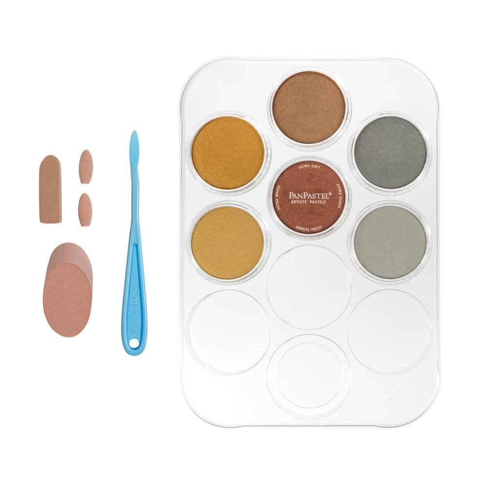 Metallics Painting Kit (6 Color)
