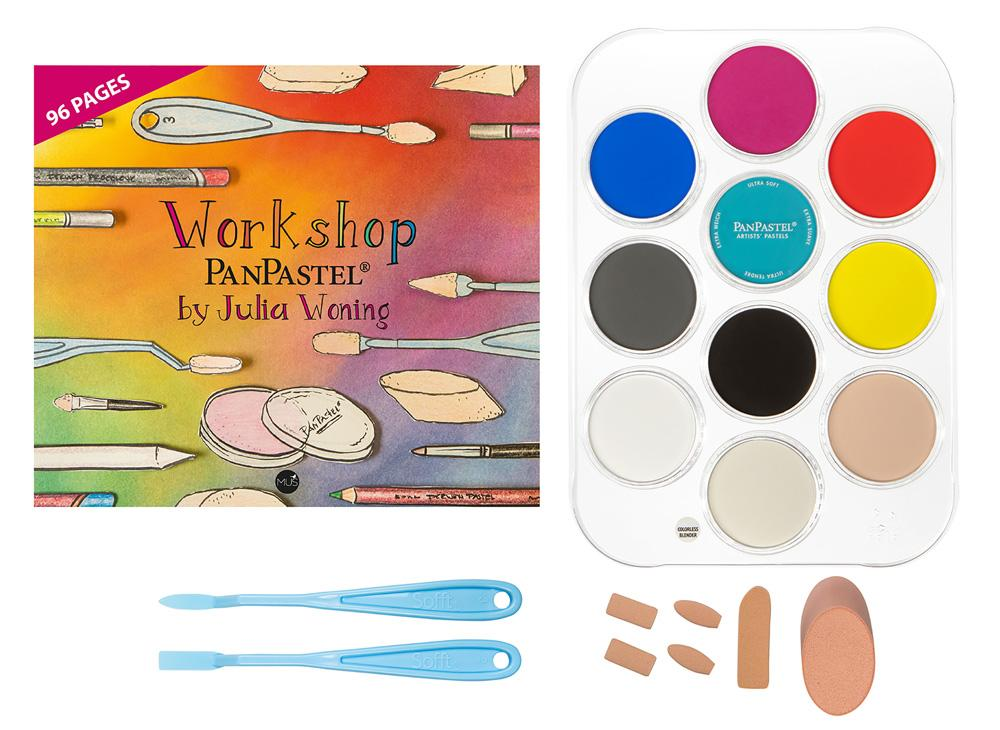 Julia Woning Book & Starter Kit Combination Set