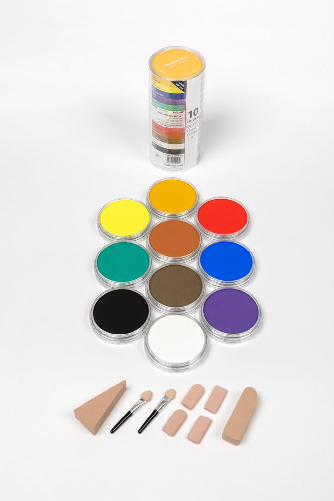 Painting Set (10 Color)