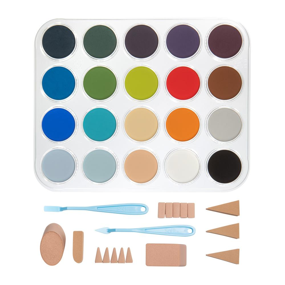 Sky, Land & Sea - Les Darlow Kit (20 Colors)