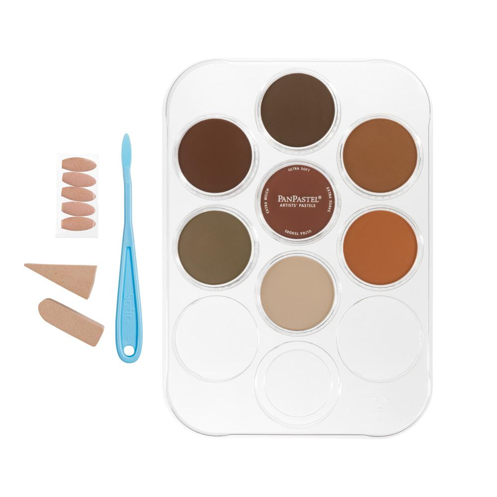 Rust & Earth Kit (7 Color)