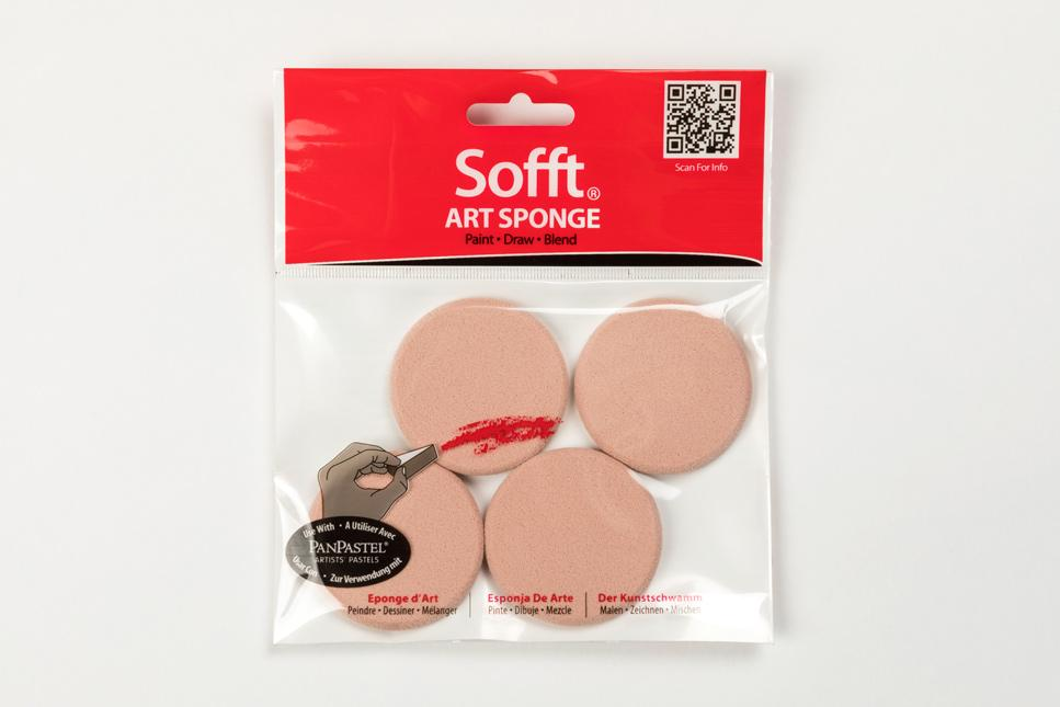 Sofft Sponges - Round