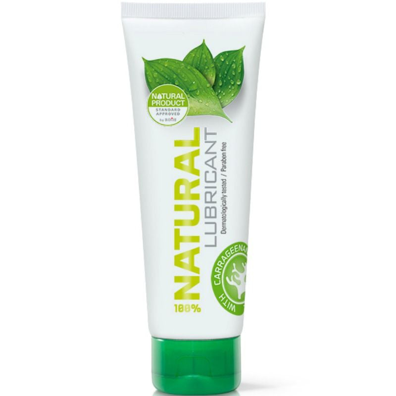 LUBRICANTE BASE AGUA NATURAL 125 ML