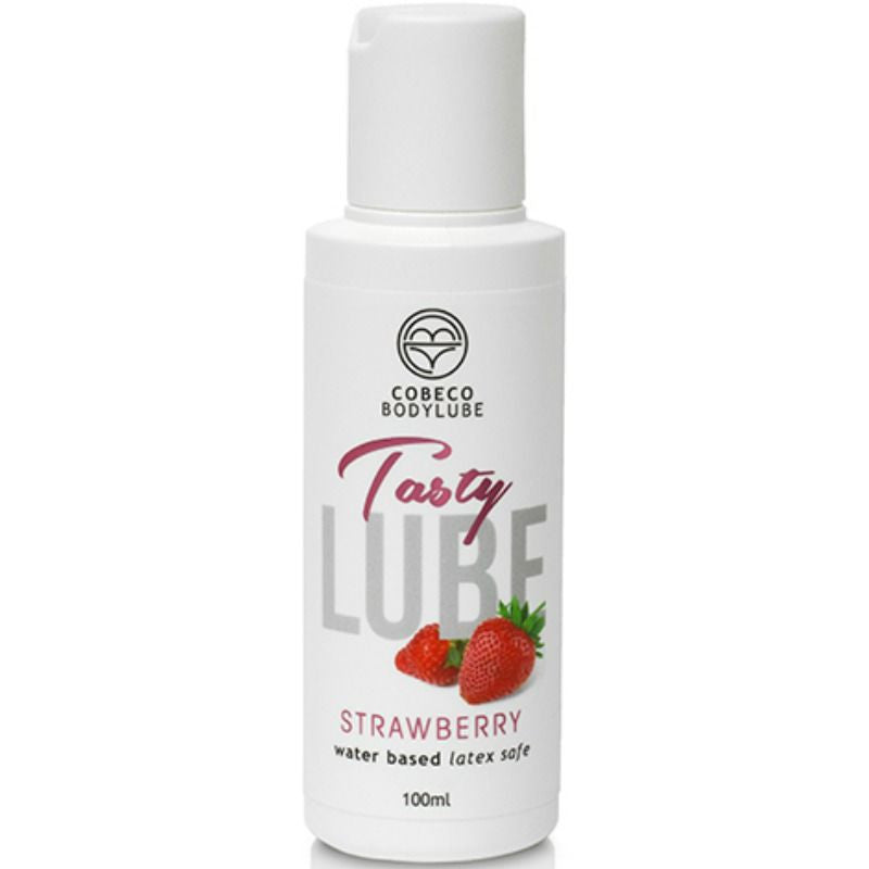 LUBRICANTE TASTY LUBE FRESA 100 ML