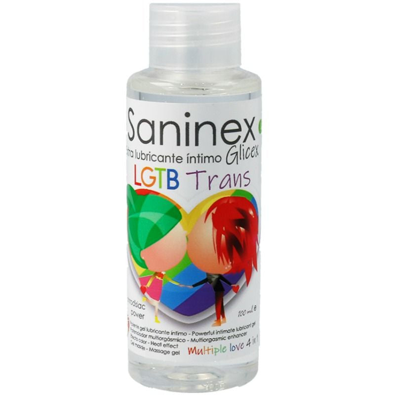 SANINEX EXTRA LUBRICANTE INTIMO GLICEX TRANS 100 ML