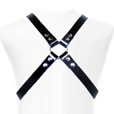 LEATHER BODY BASIC HARNESS