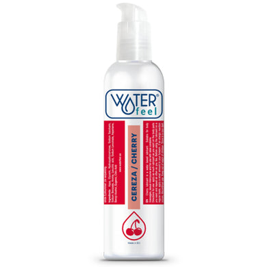 WATERFEEL LUBRICANTE CEREZA 150ML ES EN IT NL FR DE