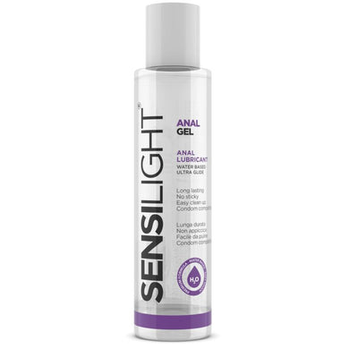 SENSILIGHT GEL ANAL DESLIZANTE 150ML