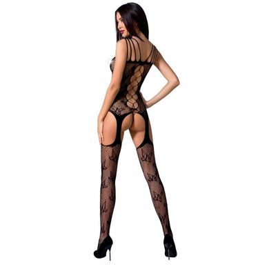 PASSION WOMAN BS075 BODYSTOCKING TALLA UNICA