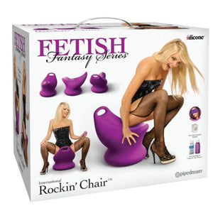 ASIENTO INTERNACIONAL ROCKIN FETISH FANTASY SERIES