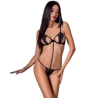 PASSION WOMAN QUENTRIS BIKINI NEGRO S M