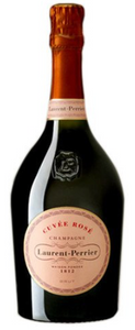 CHAMPAGNE ROSE' BRUT LAURENT-PERRIER