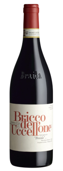 BARBERA D'ASTI BRICCO DELL'UCCELLONE 2008 BRAIDA