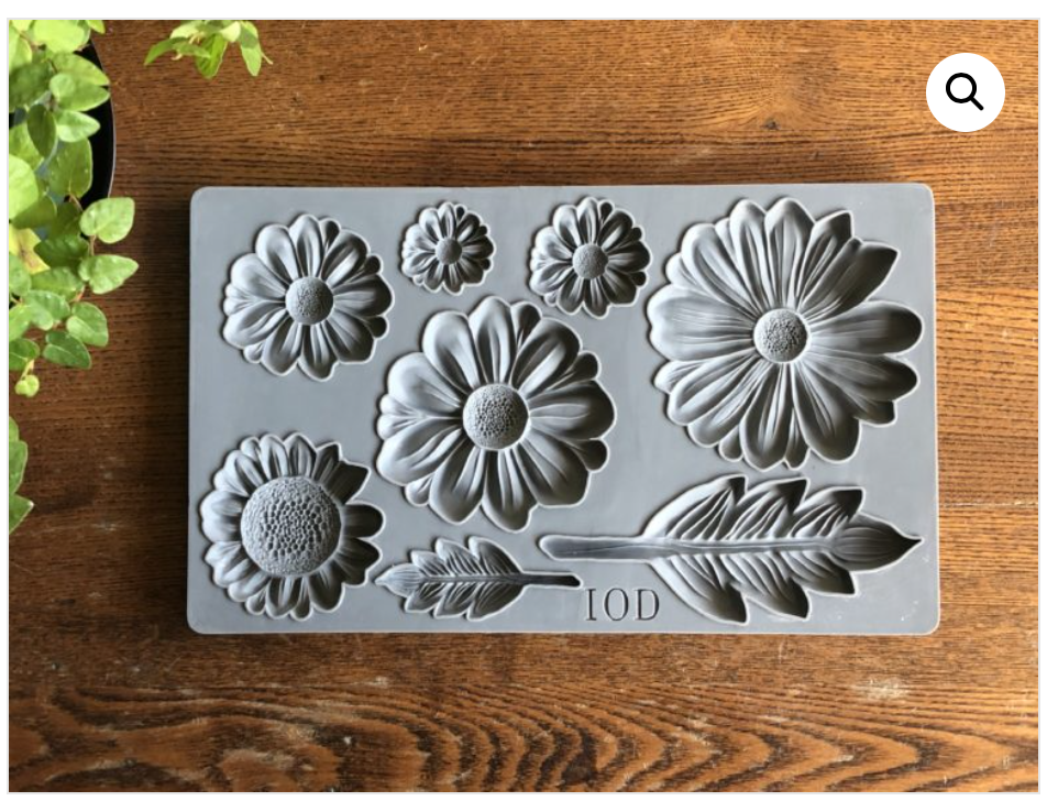 He Loves Me Mould Moulds - Iron Orchid Designs Moulds available at Lemon Tree Corners