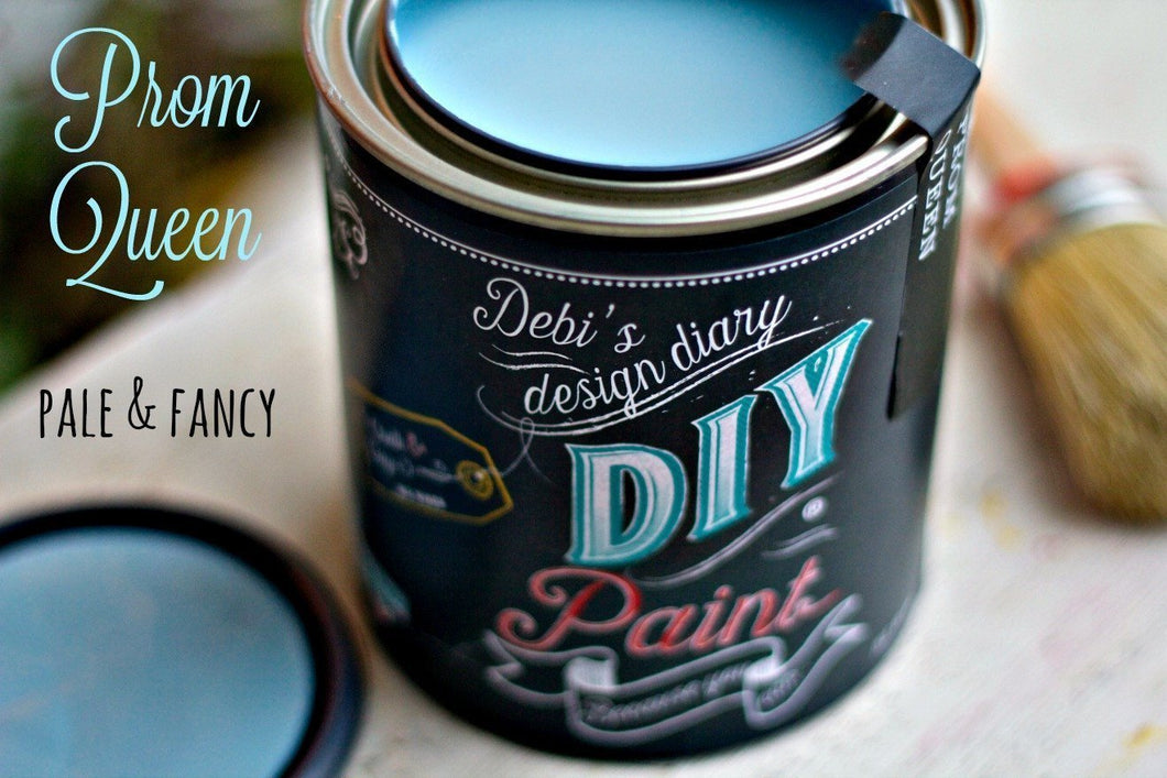 Prom Queen DIY Paint DIY PAINT - DIY Artisan Clay Paint and Chalk Finish Furniture Paint available at Lemon Tree Corners