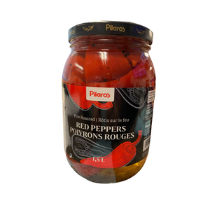 Pilaros Fire Roasted Red Pepper (1.5L)