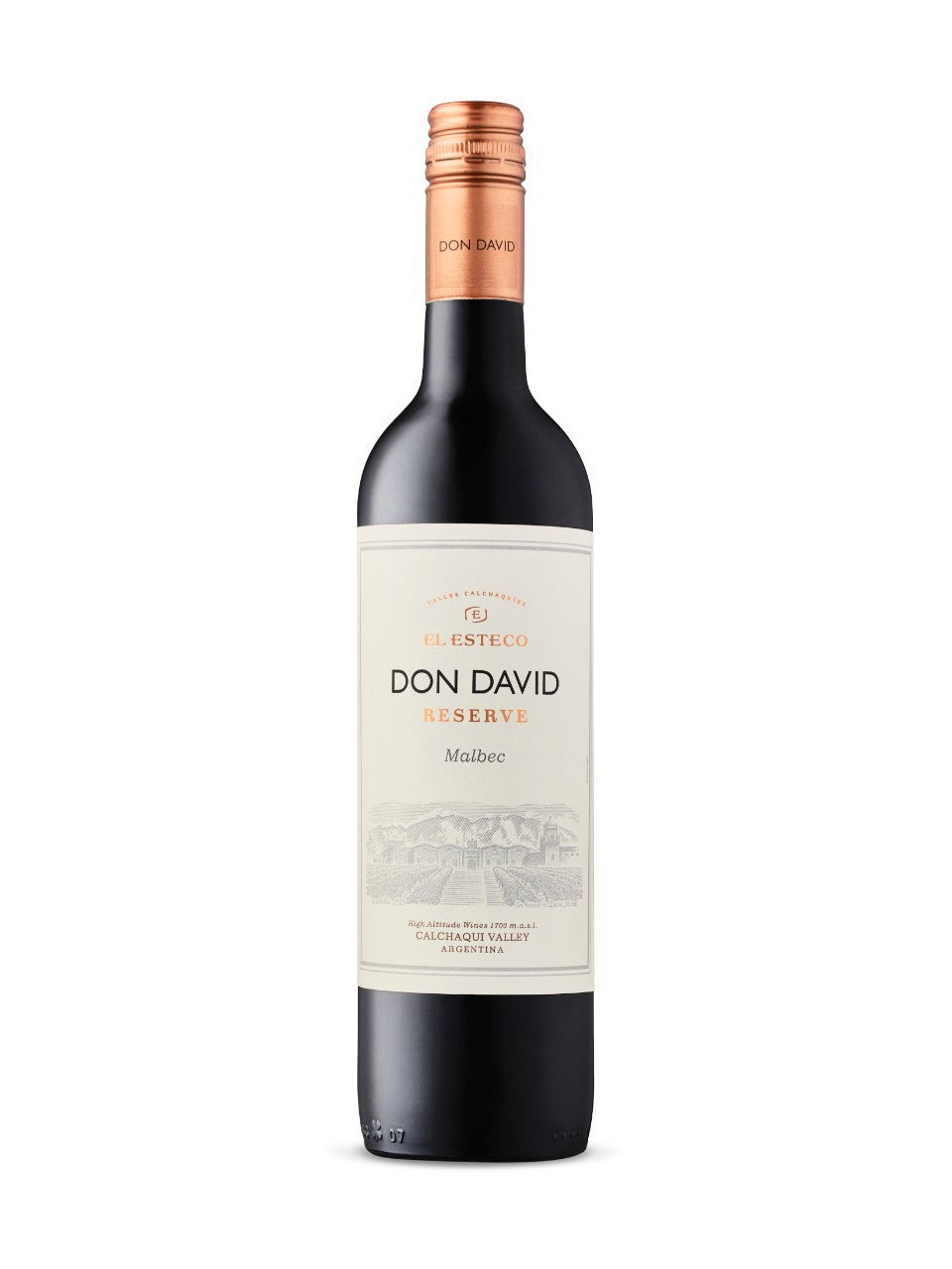 Don David Reserve Malbec 750mL