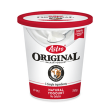 Load image into Gallery viewer, Plain Yogourt (750 ml)