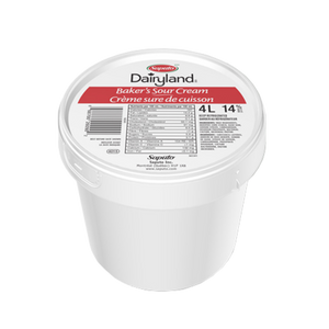 Dairyland Baker's Sour Cream (4 L)