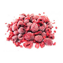 Load image into Gallery viewer, Frozen Raspberry Crumbles (10 kg)