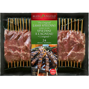 Marc Angelo Frozen Lamb Spiedini (600 g)