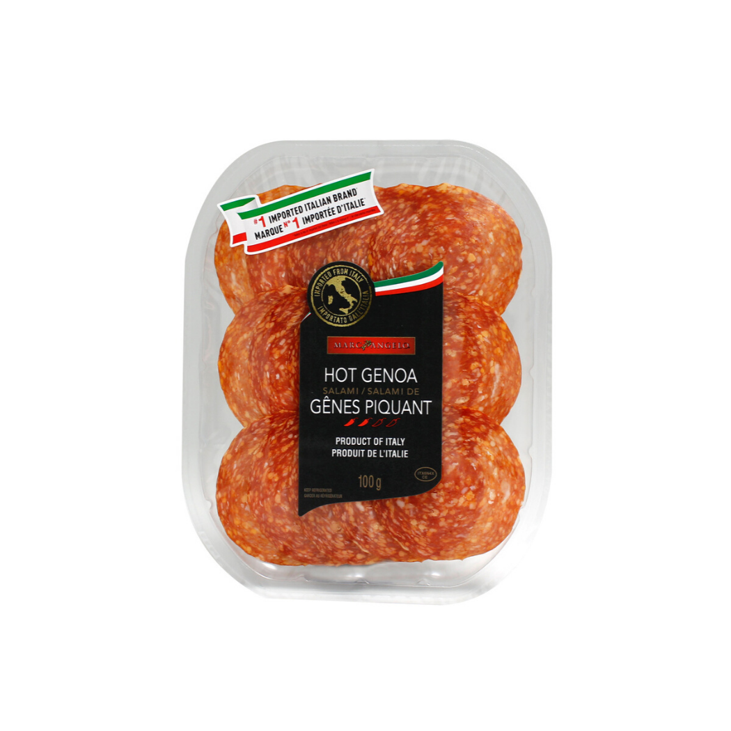 Marc Angelo Hot Genoa, Salami (100 g)