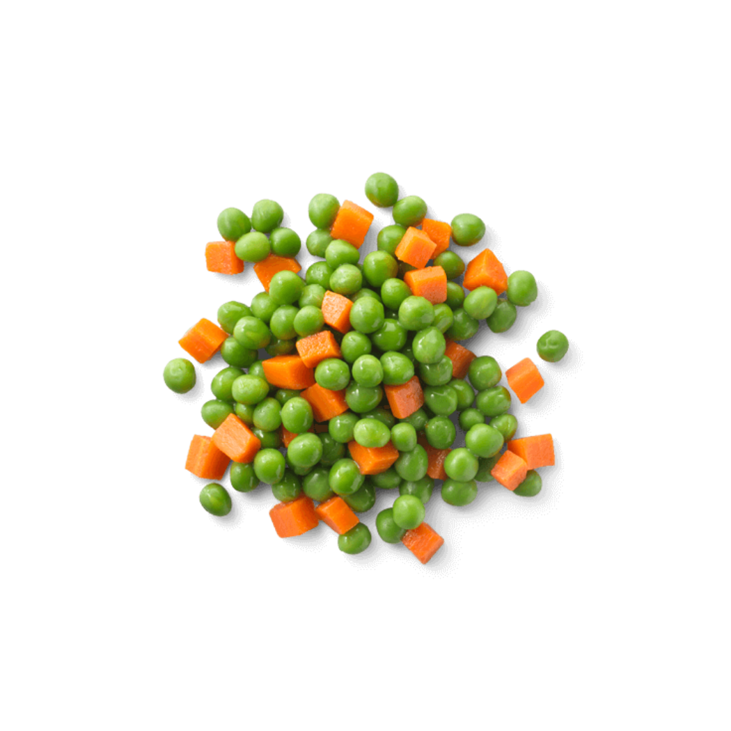 Frozen Peas and Carrots (6 x 2 kg)