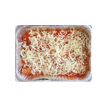 Load image into Gallery viewer, Pietros Corner frozen jumbo spinach & cheese manicotti (6 to 8 people)