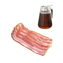 Load image into Gallery viewer, Frozen Olymel Maple Flavoured Bacon (3 packs x 375 g)