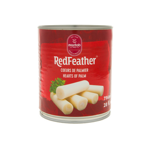 Red Feather Heart of Palm (3 x 398 ml)