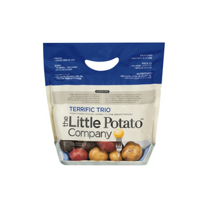 Terrific Trio Potatoes, Pre-Washed Thin Skin (680 g)