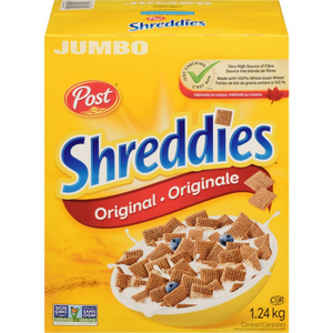 Post Shreddies Cereal (1.24 kg)