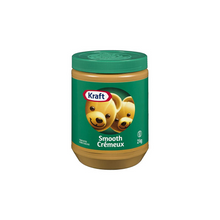 Load image into Gallery viewer, Kraft Smooth Peanut Butter (2 kg)