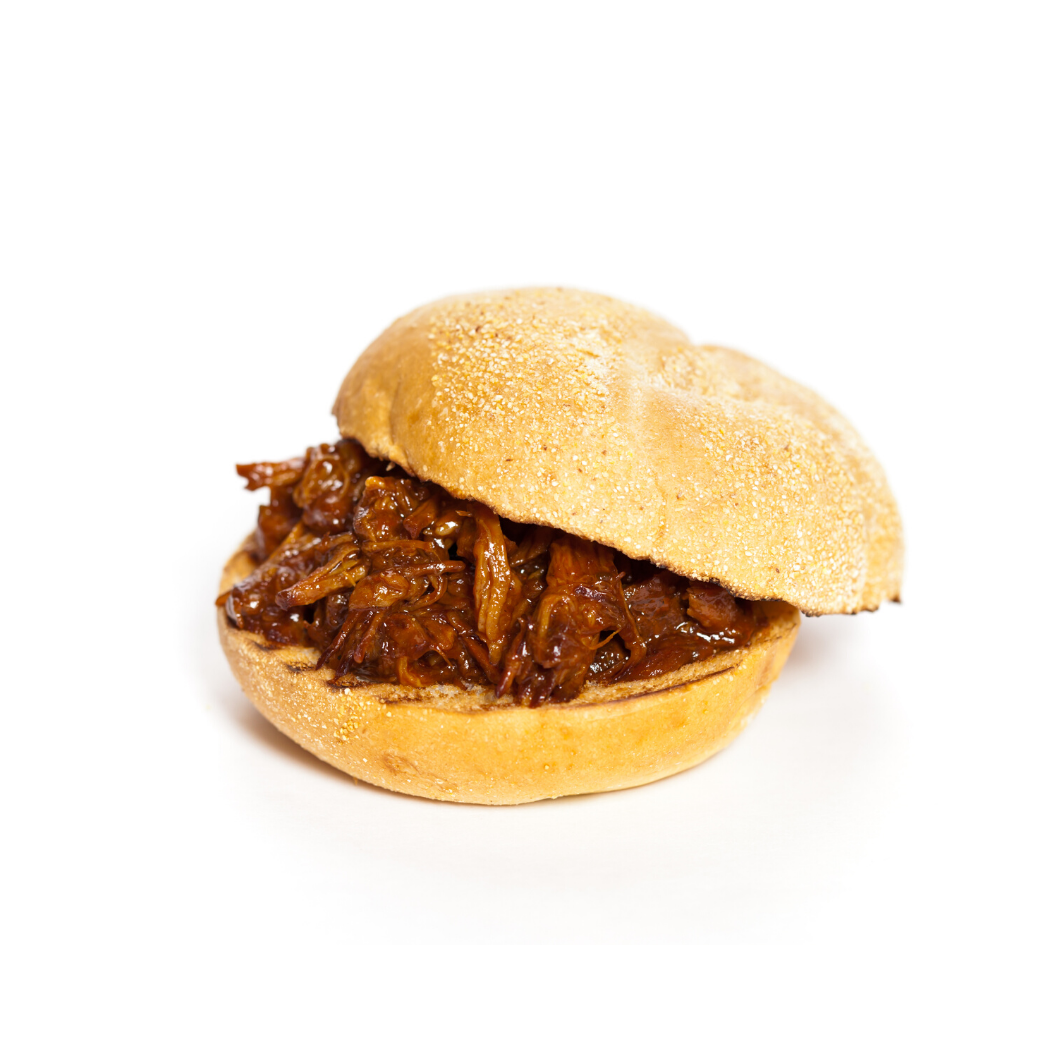 The Smoque Shack frozen pulled pork (1 lb bag)