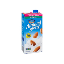 Load image into Gallery viewer, Blue Diamond Unsweetened Almond Breeze Milk (6 X 946 ml)