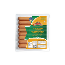 Load image into Gallery viewer, Harvest Creek Chicken Hotdogs (2 x 10 unit bag)