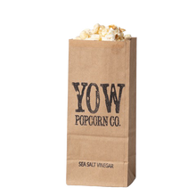 Load image into Gallery viewer, YOW Popcorn Co. Salt and Vinegar