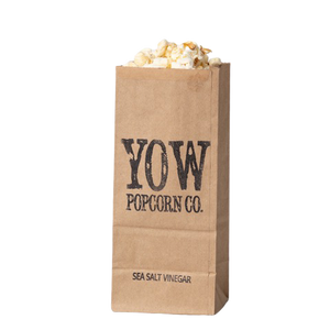 YOW Popcorn Co. Salt and Vinegar