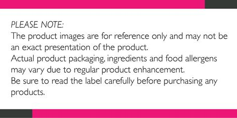 Read the product label carefuelly before consuming the products.
