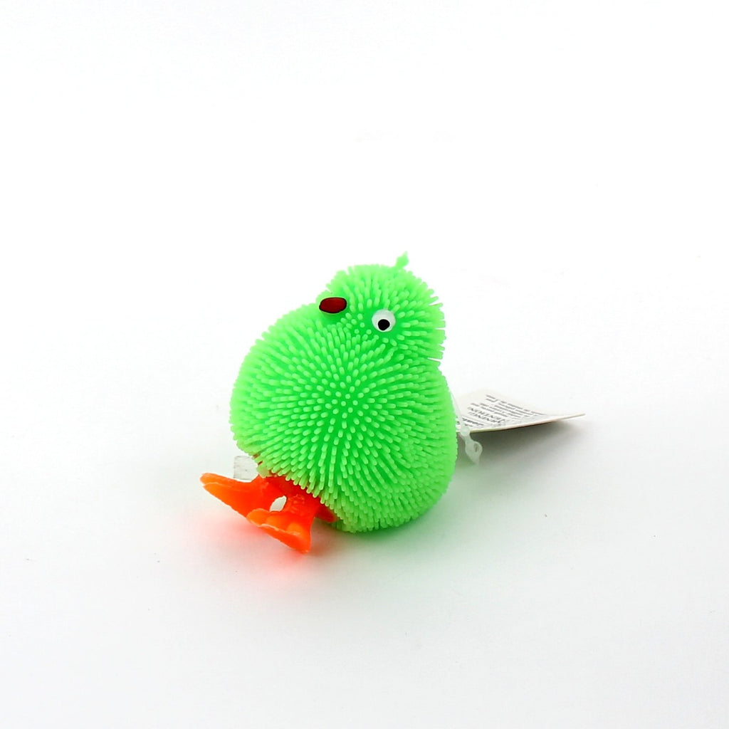 Oomomo Easter LED Puffer Chicken 2.75in Colour Changing 4/s 12/PDQ