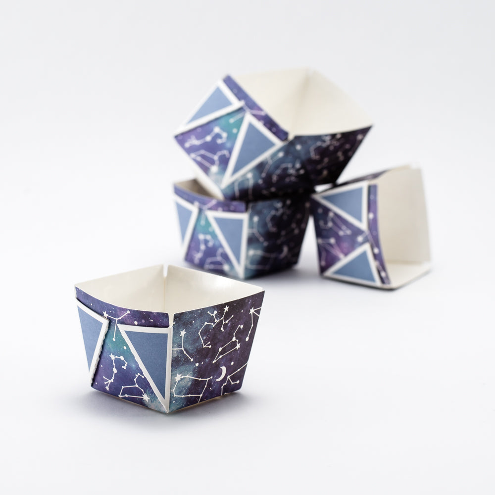 Baking Cups (Paper/Cake/Sky)