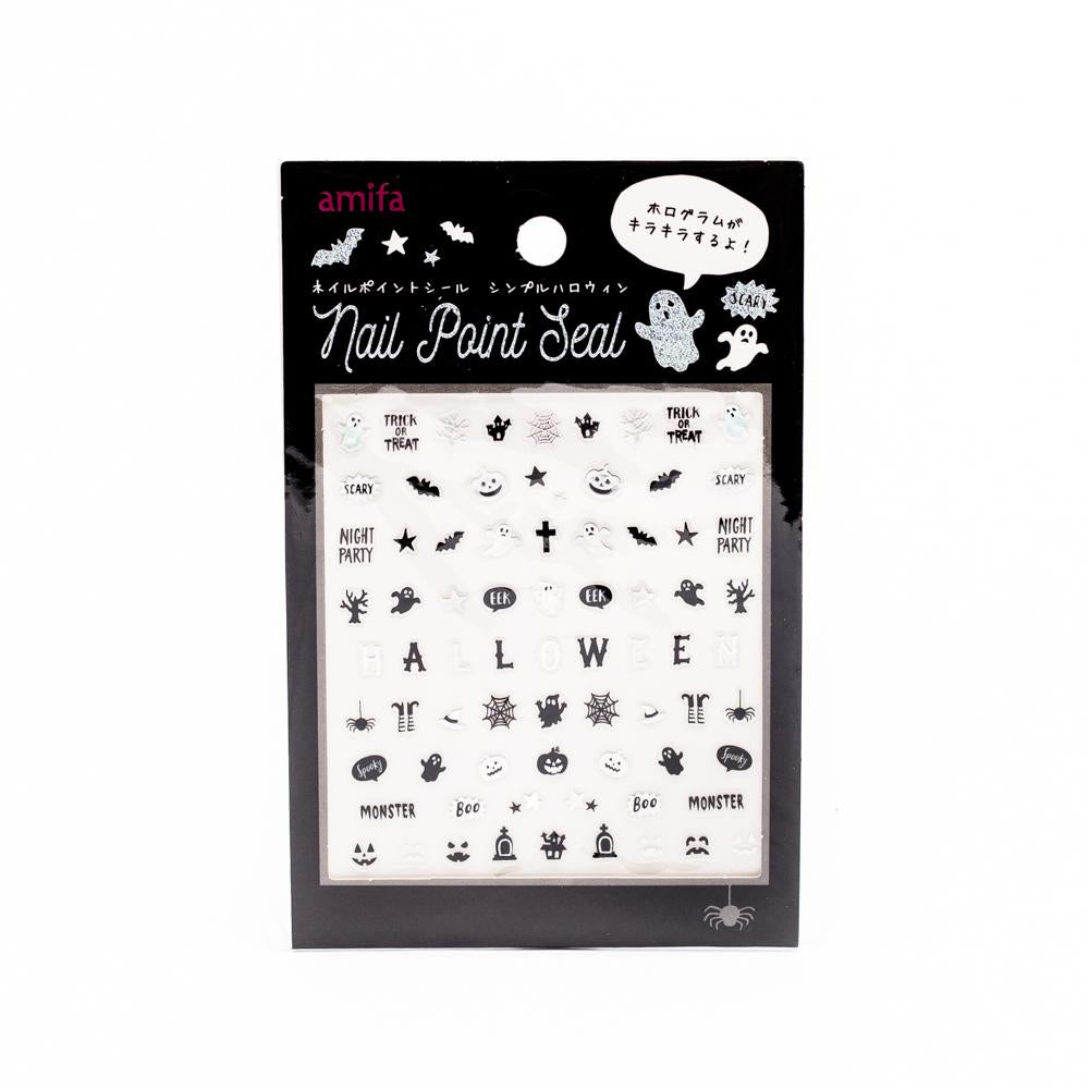 Nail Art Stickers (Halloween)