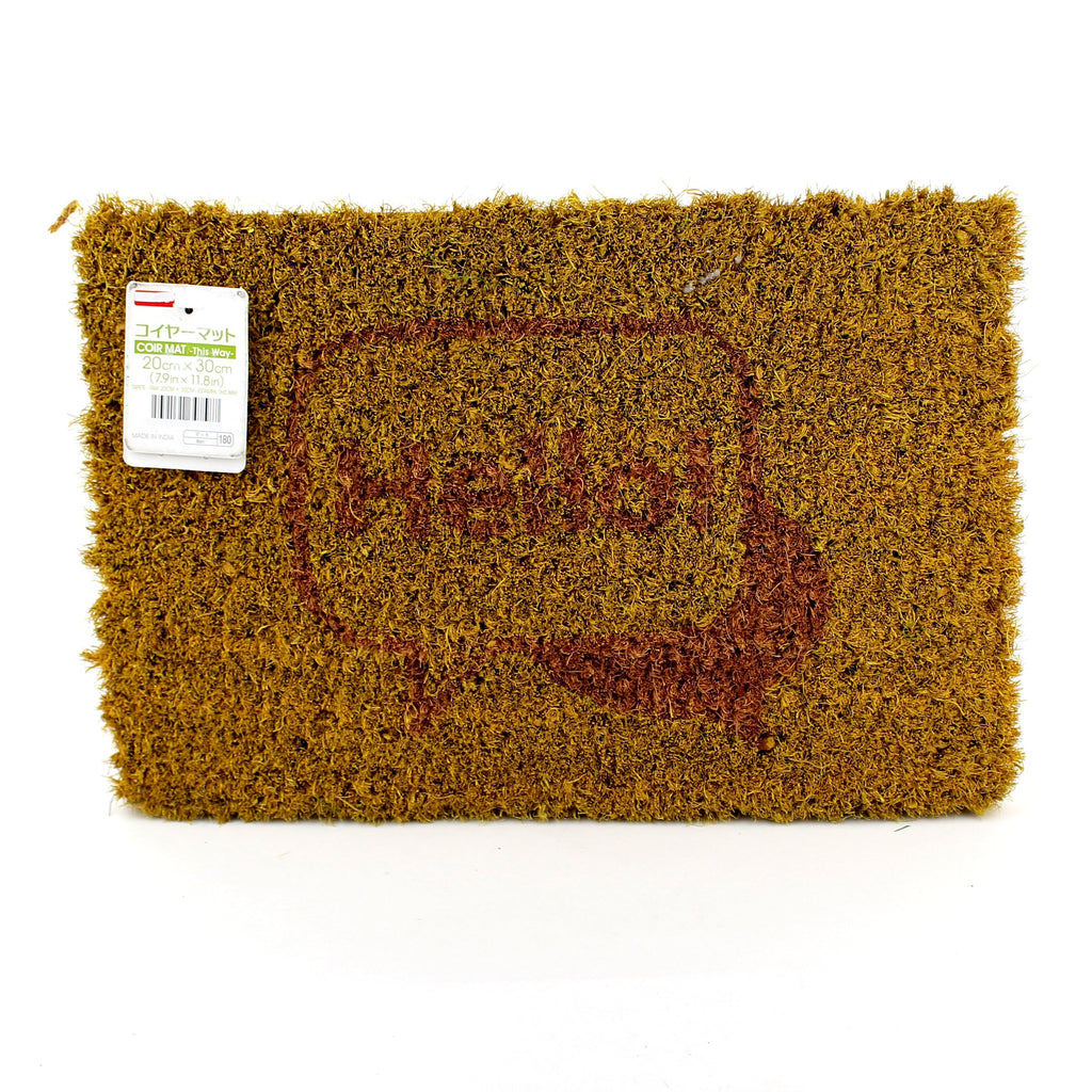 Coir Mat (This Way / 30X20Cm)