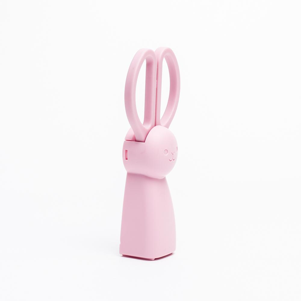 Bunny Scissors with a magnetic standable case