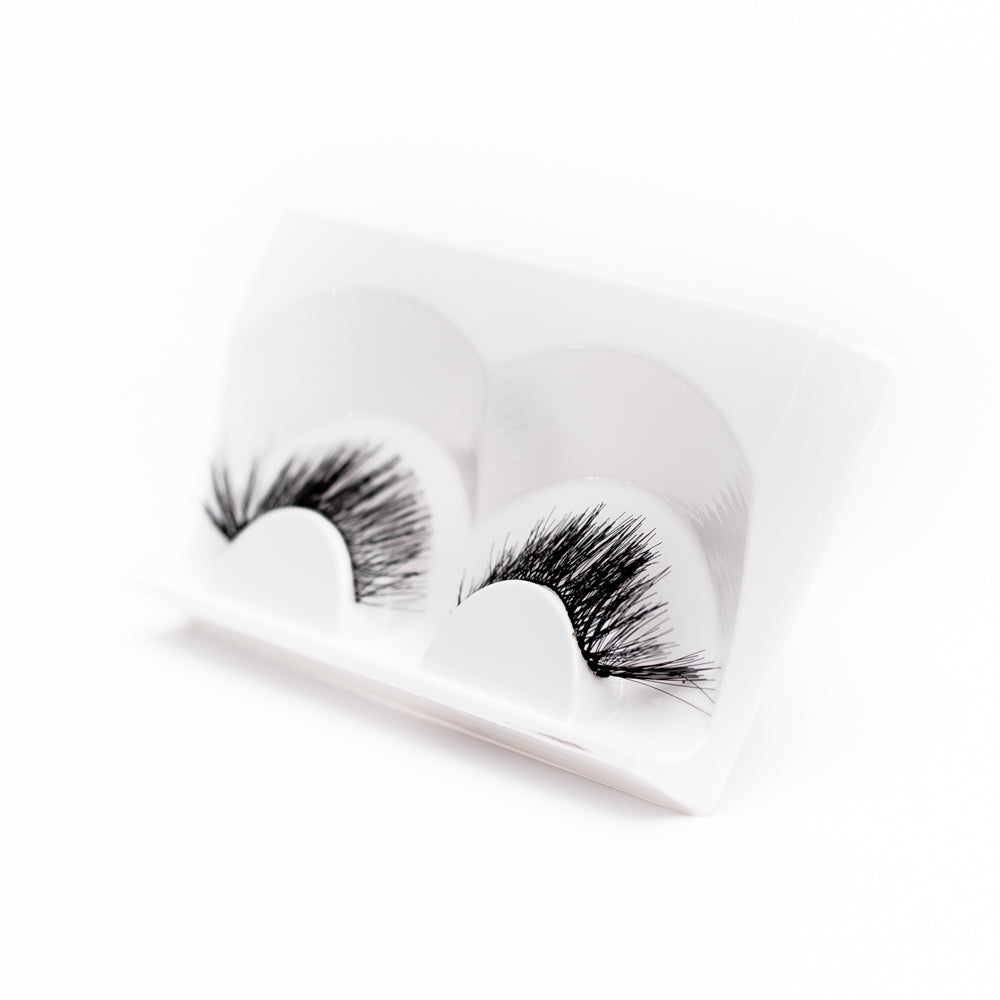 False Eyelash (Straight/3.1x1.2cm/1 pair)