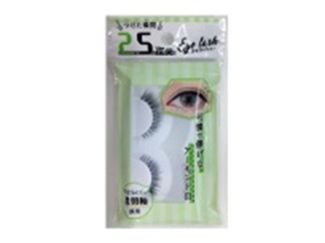 False Eyelash (Natural/3x1cm/1 pair)