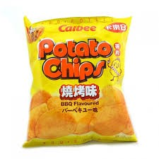 Calbee BBQ Flavoured Potato Chips